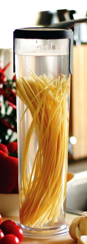NEW ZEVRO PERFETTO PASTA COOKER Spaghetti Fettuccine Canister BPA FREE