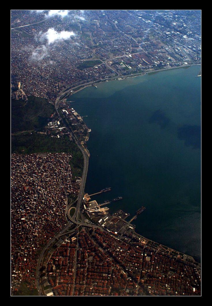 Air to Ground-2 by ~Izmir on deviantART My favorite city of all...IZMIR!