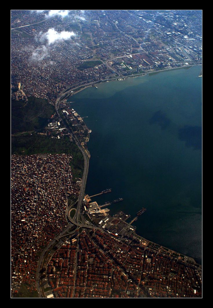 Air to Ground-2 by ~Izmir on deviantART My favorite city of all...IZMIR!