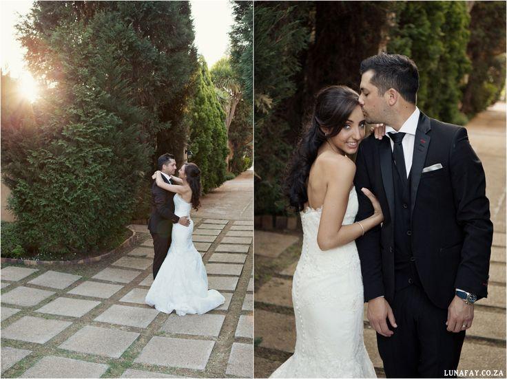 Elegant White wedding, french touch, Wedding Photography South Africa, lunafay.co.za Wedding Portraits