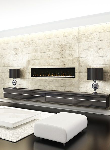 17 Best Images About Basement Electric Fireplaces On Pinterest Black Granite Wall Mount And