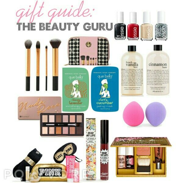 Gift guide: the beauty guru: