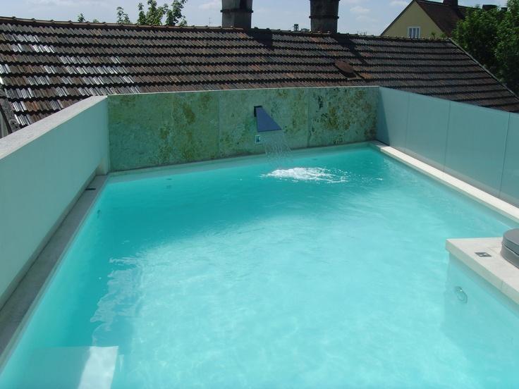 De 10+ bästa idéerna om Schwimmbad bauen på Pinterest Schwimmbad - schwimmbad selber bauen