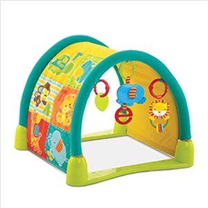 Bright Starts Çok Fonksiyonlu Oyun Halısı Tünel Jungle Fun Dünyanın önde gelen markalarından Bright Starts bebeklerinizi eğlenceli oyunlar ile gelişmeye davet ediyor birbirinden şık ve muhteşem ürünleri mağazalarımızdan temin edebilirsiniz