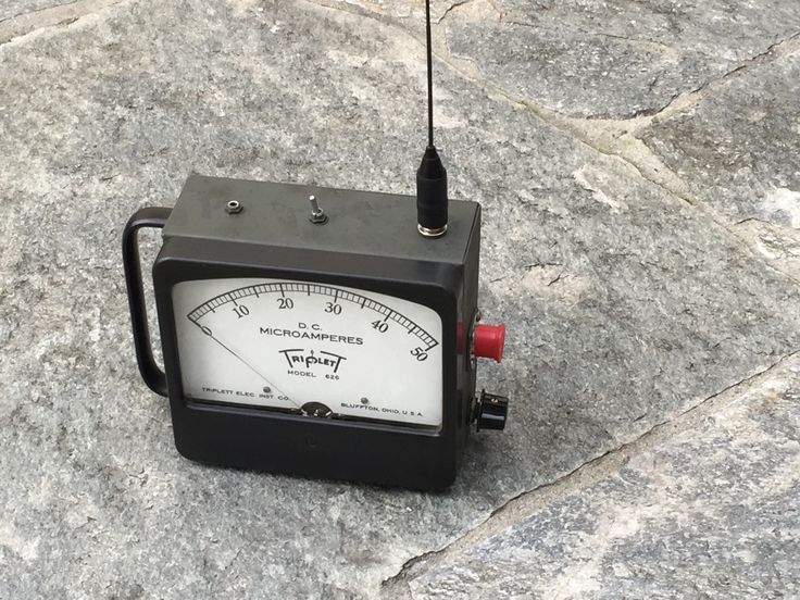 Field Strength Meter Kit : Best images about i love this radio stuff on pinterest