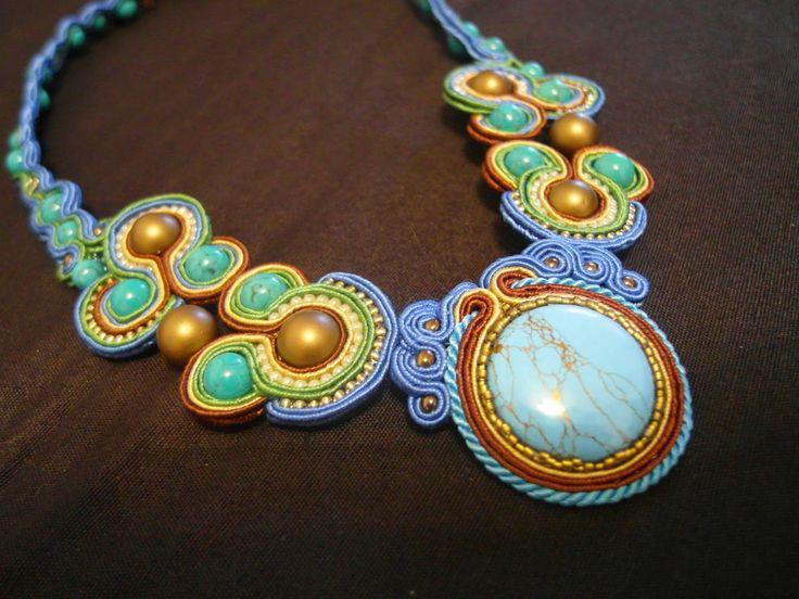 Pracownia biżuterii artystycznej EmiLa: Turkus