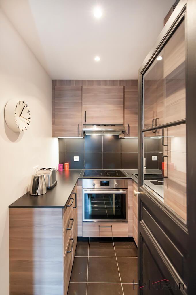 40 Awesome Galley Kitchen Remodel Ideas Design Inspiration In 2020 Kitchen Design Small Tiny Kitchen Small Kitchen