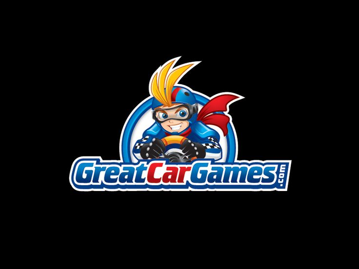 GreatCarGames Logo