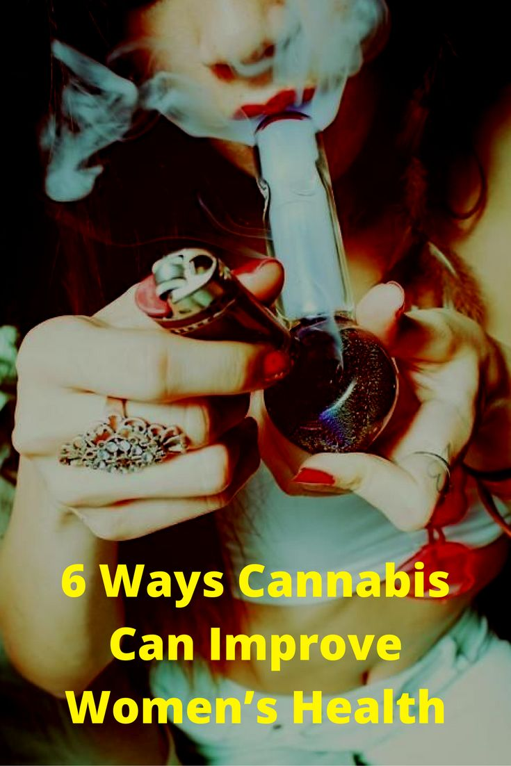 6 Ways Cannabis Can Improve Women's Health