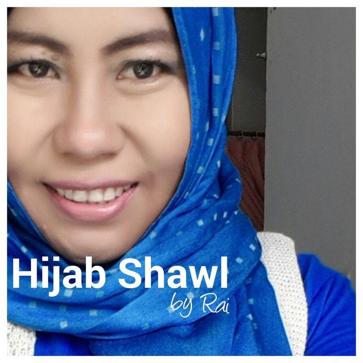 Tutorial Hijab Turban Two Tone By Rai Trend Tahun 2015