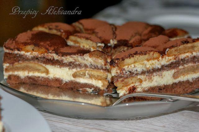 Recipes Alexandra: CAKE LATTE MACCHIATO