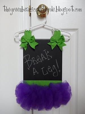 OMG I am so making this for Gabi's dance teacher this Christmas! gifts-from-the-heart