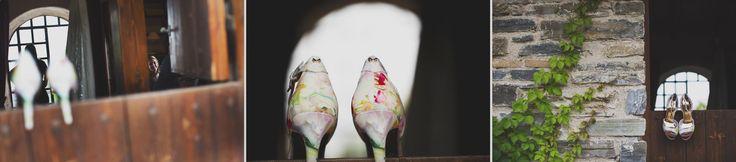 Wedding Shoes | Real Weddings | Αληθινοί Γάμοι | Νυφικά Παπούτσια | bridediaries.com
