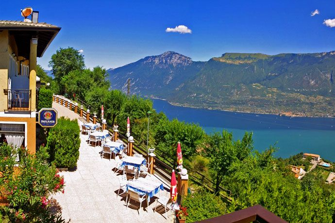 Hotel Panorama – Tremosine for information: Gardalake.com