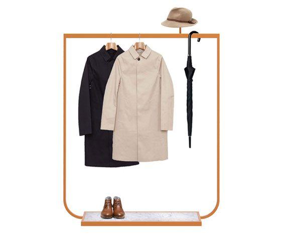 'Tati' coat rack by Broberg & Ridderstråle for Asplund Dailytonic