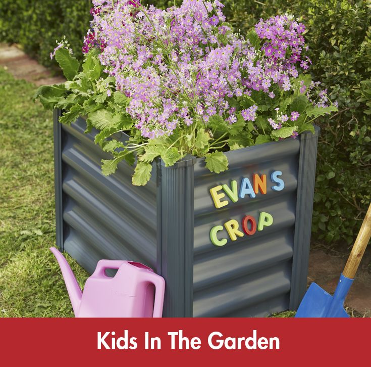 Getting the #kids into #gardening is pretty easy. Here are some great ideas to get them outside and having fun. #Summer