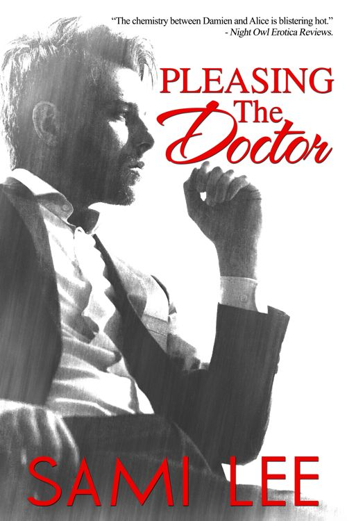 Pleasing-The-Doctor-web -- bdsm novella by Sami Lee