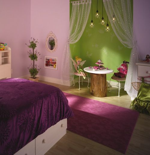 Bedroom Design Colors Ideas Bedroom Design Purple Coral Bedroom Curtains 3 Bed Bedroom Designs: Disney Paint Creates A Magic Room