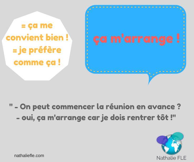 VIDEO + QUIZ : 14 expressions françaises courantes avec exemples du monde du travail : http://nathaliefle.com/14-expressions-francaises-collegues/