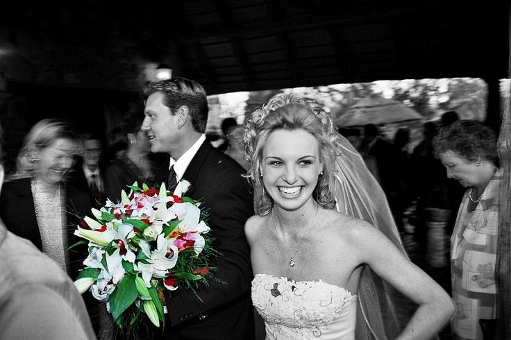 Fun wedding photography!