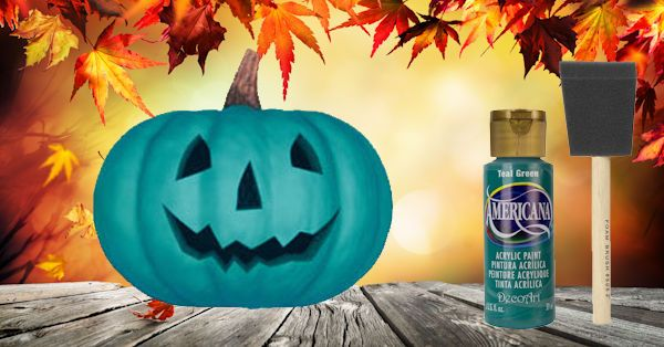 Join the Teal Pumpkin Project & Get A Paint Kit Delivered Right To Your Door!