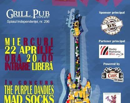 A treia semifinală Rock Frate: The Purple Dandies, The Mad Socks și Pulse » Jurnal Rock