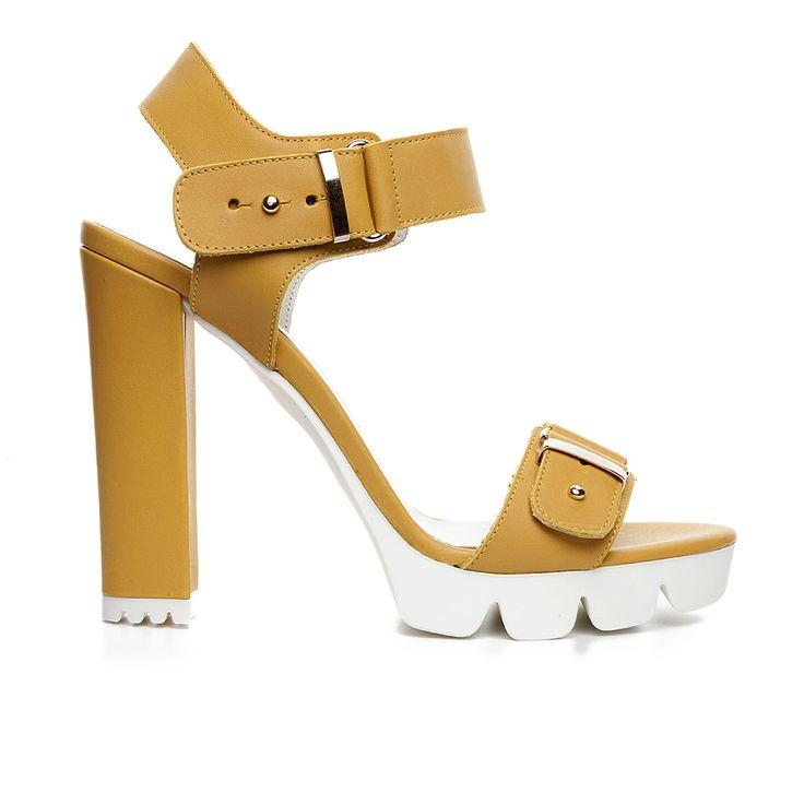Code: 1008A02 Heel height: 11cm www.mourtzi.com #sandals
