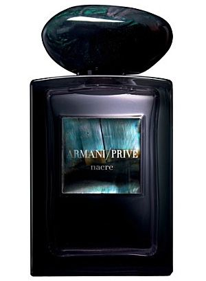 La Femme Nacre Giorgio Armani for women. La Femme Nacre was launched in 2012. The nose behind this fragrance is Marie Salamagne. The fragrance features iris, orris root and musk.