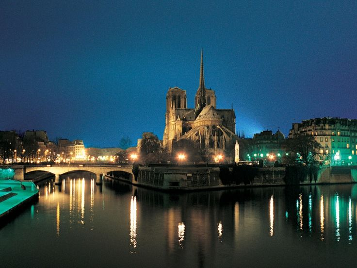 Путешествие по Парижу - Популярный отдых - Социальная сеть