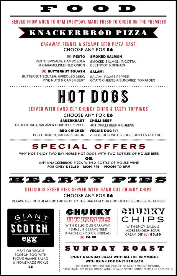 145 best gastro pubs images on pinterest gastro pubs for Bar food la menu