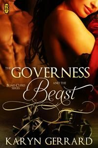 """The Governess and the Beast - All Romance Ebooks """"This dark and sexy tale was a pure erotic fantasy that fulfilled my need for a romantic read."""""""