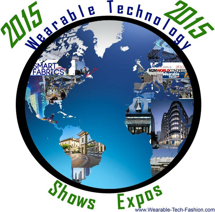 Want your #TechShow listed? All Things #SmartFabric #WearableTech #M2M #VR #FashionTech