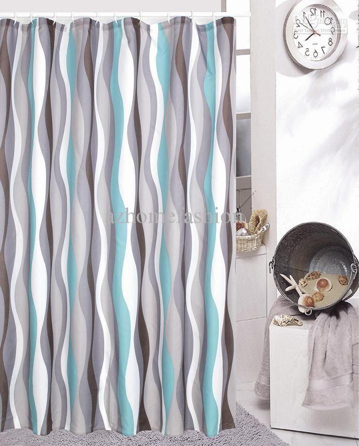 green stripe shower curtain part 31 wholesale green grey stripes shower curtain 180x200cm 5