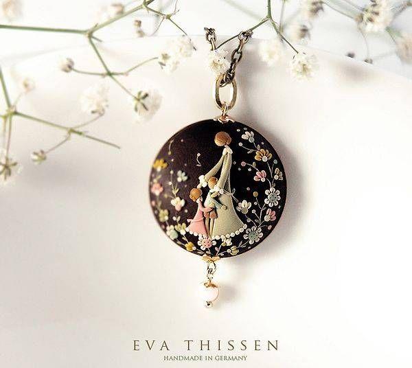 Ювелирные шедевры от Eva Thissen
