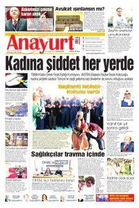 Anayurt Gazetesi Anayurt Gazetesi   https://bursagundem.com.tr/anayurt-gazetesi-12/