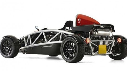 The latest iteration of Ariel's open-top, bare-chassis Atom sports car gets some power and handling improvements in the form of the Atom 3.5.
