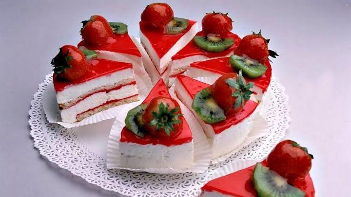 Коллекция кулинарных рецептов тортов, десертов, выпечки, кондитерских изделий.