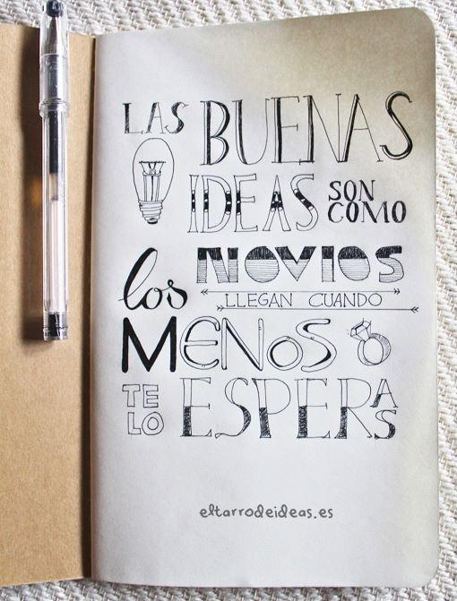 creatividad (pineado por @PabloCoraje) #Citas #Frases #Quotes jajjajaa