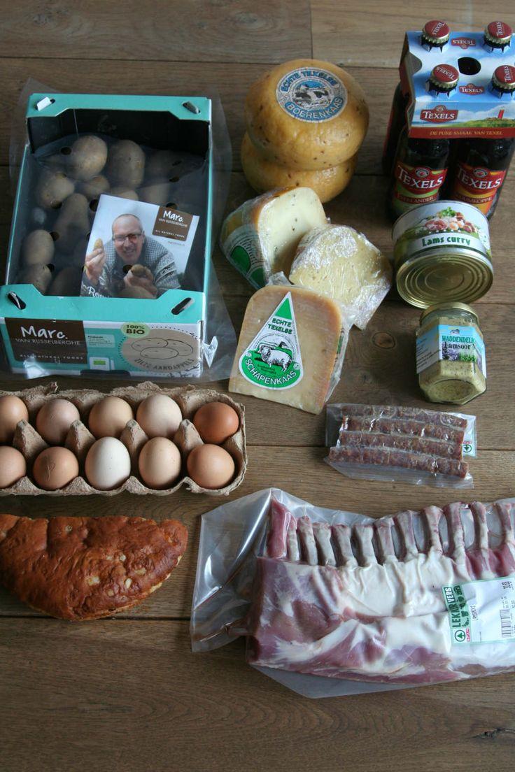 Food tour op Texel. Mijn persoonlijke tips over Texel.