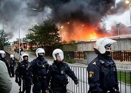 Denial About Stockholm   Why are leading conservative magazines buying into the lie that the Swedish riots have nothing to do with Islam?