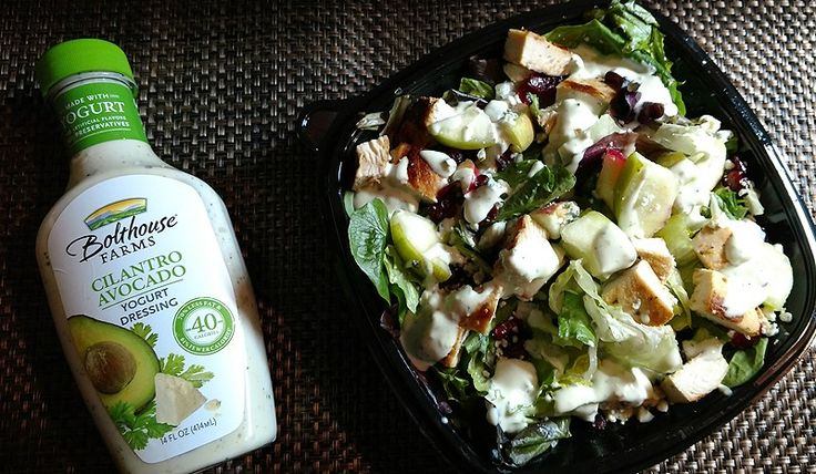 What Does Bolthouse Farms Cilantro Avocado Yogurt Salad Dressing Taste Like? | My Name is Yona Williams...and I Write