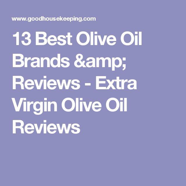 13 Best Olive Oil  Brands & Reviews - Extra Virgin Olive Oil Reviews