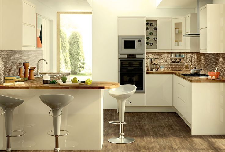 Modern Kitchens- The  Panelling Centre