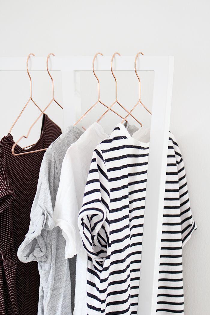 Wie erstelle ich mir eine Capsule Wardrobe mit Teilen, die ich gerne trage und die so vielseitig sind, dass sie sich miteinander kombinieren lassen.