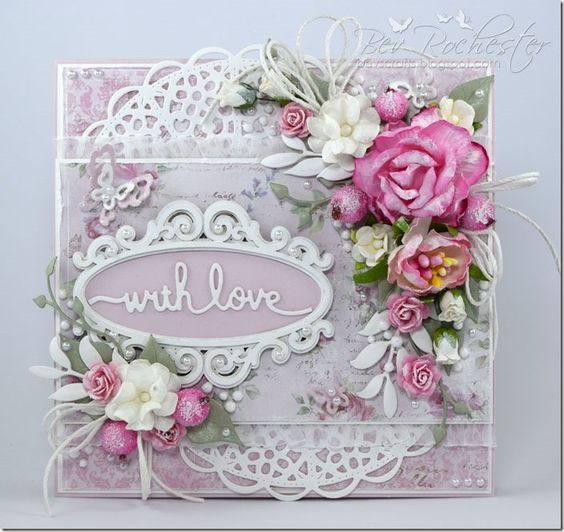 find this pin and more on shabby chic papercrafts by ukjem