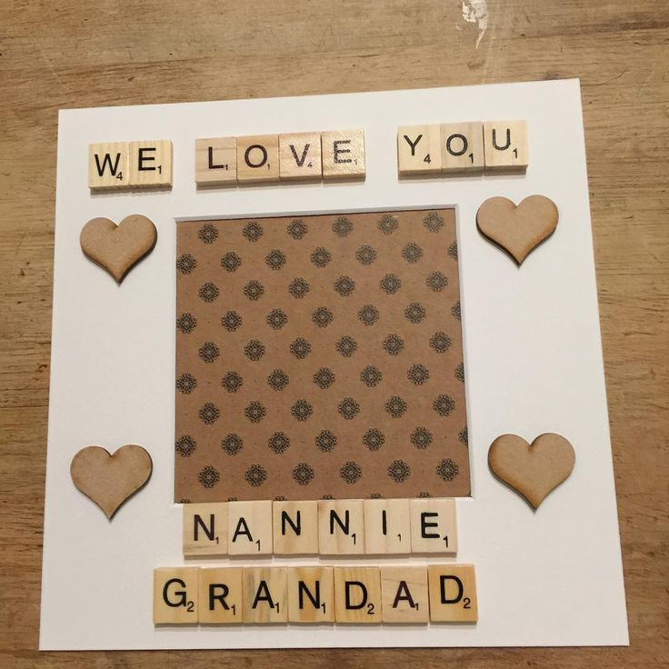 Last Christmas box completed. Merry Christmas everyone #christmas #presents #handmadewithlove #nanny #grandad #grandchildren