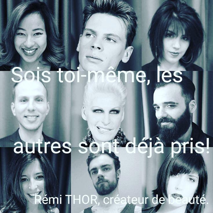 be yourself everybody else is taken beyourself soistoimeme rmithorparis crateurdebeaut - Bon Coloriste Paris