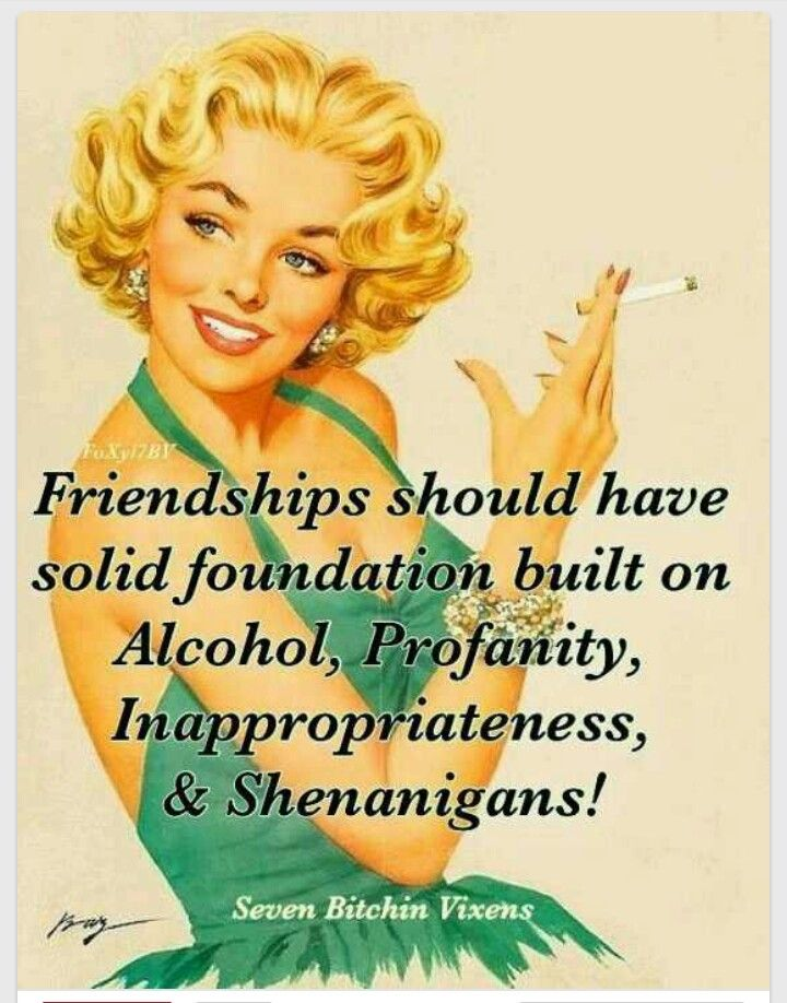 someecards friendship shenanigans