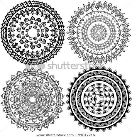 traditional motif