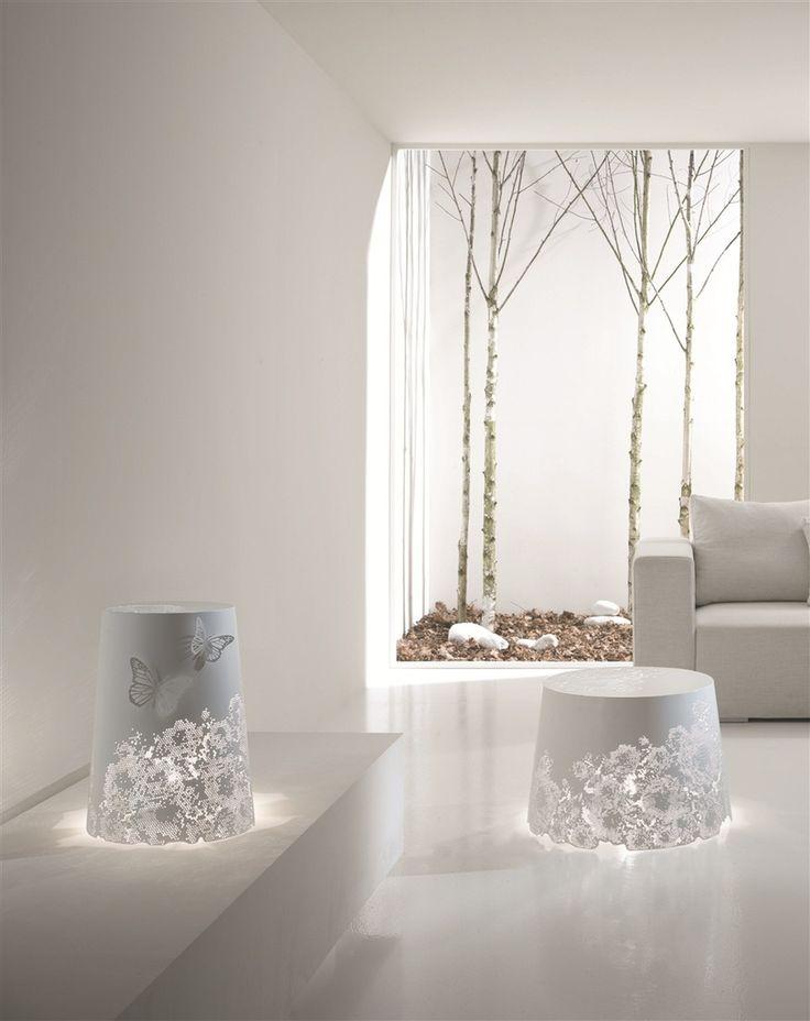 """Matteo Ugolini """"Central Park"""" floor lamps #InteriorDesign"""
